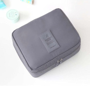 Efivs Arts Portable Hanging Toiletry Bag/ Portable Travel Organiser Cosmetic Bag