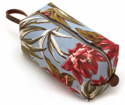 General Knot Vintage Tropical Fabric Travel Kit