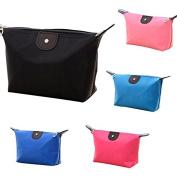 Fashion Woman Cosmetic Bags Large Volume Waterproof Makeup Bag