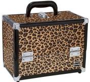 Caboodles Train Case Leopard