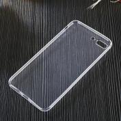 iPhone 7 Case, iPhone 7 Plus Case, Yoyorule Slim Shock Absorption Clear TPU Plating Bumper Case Cover