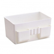 DZT1968 Plastic Office Desktop Storage Boxes Makeup Organiser Storage Box