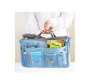 Homegifts Makeup Insert Handbag Organiser Insert Organiser Tidy Travel Cosmetic Pocket