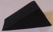 500 Black Jumbo Cosmetic/Makeup Wedges, Bulk Packed