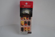 Impress Press-on Manicure Glow in the Dark Halloween Edition Nails - Ready-to-Scare