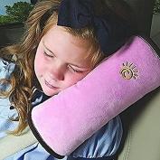 E-Papaya Auto Pillow Car Safety Belt Protect, Shoulder Pad, Adjust Vehicle Seat Belt Cushion For Kids