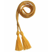 Gold Honour Cords Polyester Yarn