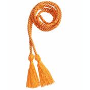 Orange Honour Cords Polyester Yarn