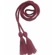 Maroon Honour Cords Polyester Yarn