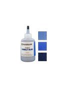 GLASSLINE Fusible Glass COBALT BLUE Bubble Colour Paint Pen 60ml
