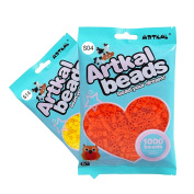 Artkal Fuse Beads 134 Bags Full Colours Set S-5mm SB1000-F Get One Real S Colour Chart