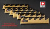 12 Pack PIKE Jewellers Sawblades - finest! MADE in SWITZERLAND - choose sz 1 thru 6