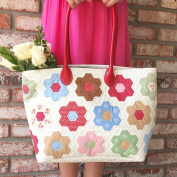 60cm Tote Handle-Red