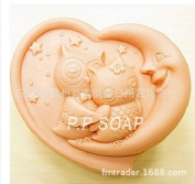 Let'S Diy Cute Owls 3D Silicone Candle Moulds Handmade Soap Mould
