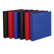 "Binder Basic Assort 2.5cm "" 6 pk"