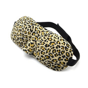 Sleeping Mask, Kapas Contoured Comfortable 3D Soft Sleep Eye Mask Eye Patch