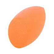 Zodaca Special Egg Shape Beauty Flawless Make Up Blender Sponge cosmetic Foundation Puff, Orange