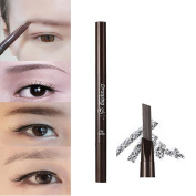 Makeup Brushes,Hatop Stylish Makeup Cosmetic Autorotation Eye Liner Eyebrow Pencil Beauty Tools
