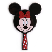 Disney Hand Mirror Mickey Mouse Minnie Small Travel Personal Make up Compact