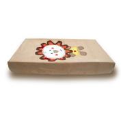 Kidiway Plush Changing Pad Cover, Lion