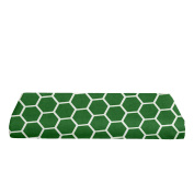BKB Changing Pad Cover, Honeycomb Kelly