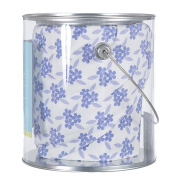 Kickee Pants Print Fitted Crib Sheet, Forget Me Not Floral
