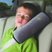 E-Papaya Auto Pillow Car Safety Belt Protect, Shoulder Pad, Adjust Vehicle Seat Belt Cushion For Kids