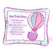 Balloon Tooth Fairy Pocket Pillow