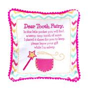 Fairy Wand Tooth Fairy Pillow Pocket