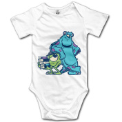 Famouse Cute Monsters University Baby Onesie Bodysuits