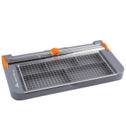 Cobee Paper Cutter 14.96*19cm with 5 Storage boxes Portable Paper Trimmer