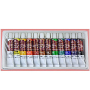 12 Colours Non-Toxic Face Body Painting Colour Pigment Temporary Body Paint Art by Team-Management