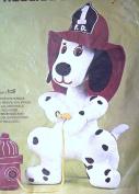 Stuffed Animal Kit - Spotty the Fire Dog