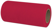Tulle Red Ribbon, 15cm x 25 Yds (3 Rolls) - BOWS-280-0625-1