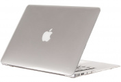 Kuzy - AIR 28cm CLEAR Crystal Hard Case for MacBook Air 29cm (A1465 / A1370) Cover Shell - CLEAR Crystal