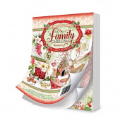 Hunkydory Crafts The Little Book of A Family Christmas 144 4x6 pages!