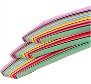 26 Colours 160 Strips Paper Quilling 39cm Lenght 7mm Width Paper Quilling Art Strips
