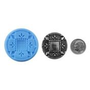 Cool Tools - Antique Mould - Diamond Crest