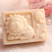 Grainrain Rectangle Mould Silicone Handmade DIY Moulds Soap Craft Art mould Zodiac Leo
