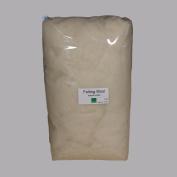 Certified Organic Bioland Felting Wool - Natural White 200 grammes