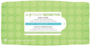 Aloetouch Sensitive Personal Cleansing Baby Wipes // Fragrance free Single patient use Latex-free.