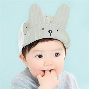 Zopho(TM) Baby Lovely Rabbit Sun Hat Infant Toddler Summer Beach Folding Waterprood Cap For Children 3M-18M Girl Boy Accessories