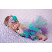 Zopho(TM) BS#S .  Newborn Baby Photo Props Girls Baby Skirt New Design Baby Tutu Skirt Princess Handmade Hats