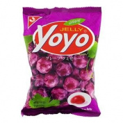 Yoyo Gummy Grape 80g.