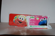 Sesame Street Baby Wipes with Travel Case