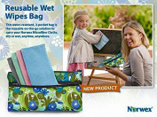 Norwex Reusable Wet Wipe Bag