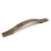 MEICHEN Tsing bronze brushed zinc alloy Drawer Cabinets Handle
