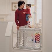 70cm Durable Sliding Plastic Stairway Gate