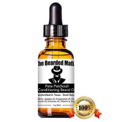 The Bearded Mafia Pete Patchouli Beard Oil