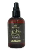 Natural Man Yuzu Mint Beard Oil with Argan, Emu and Jojoba Oils - All Natural Beard Conditioner by Botanical Skinworks, 120ml